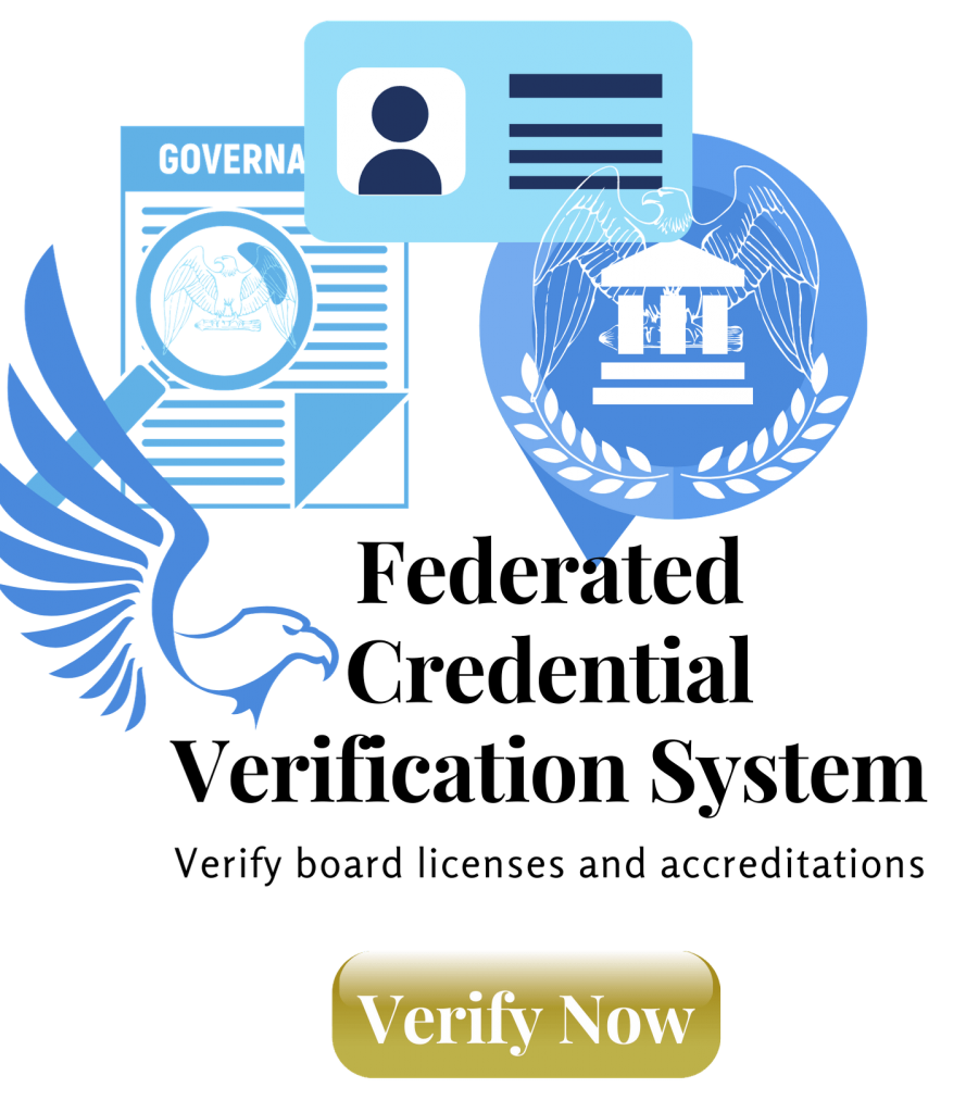 Federated Credential Verification System